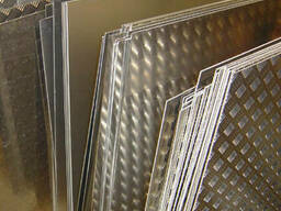 Лист алюминиевый квинтет 1050А (А5Н) 2,0х1500х3000 мм купит