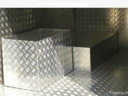 Лист алюминиевый квинтет 1050А (А5Н) 2,0х1500х3000 мм купит - фото 3