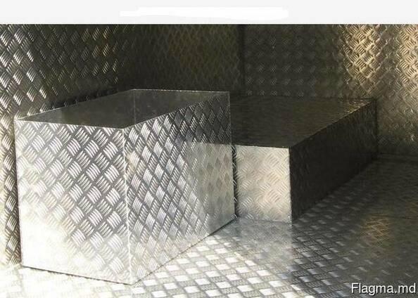Лист алюминиевый квинтет 1050А (А5Н) 3,0х1500х3000 мм купить