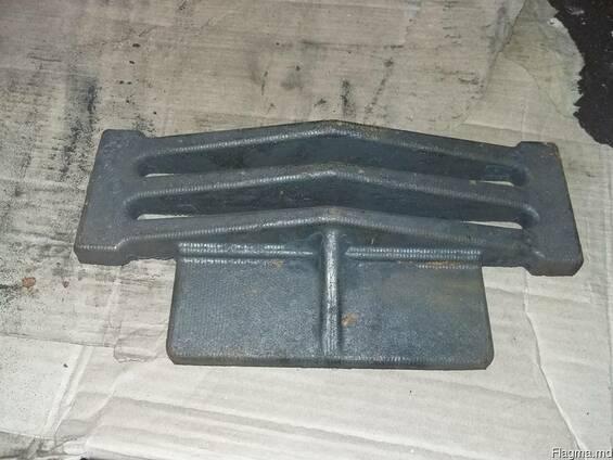 Литьё всех видов стали и чугуна по ЛГМ и ХТС