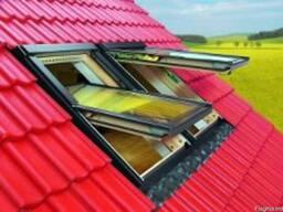 Мансардные окна - фото 1