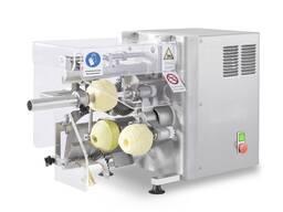Машина для очистки, нарезания, удаления сердцевины яблок 600 шт/час