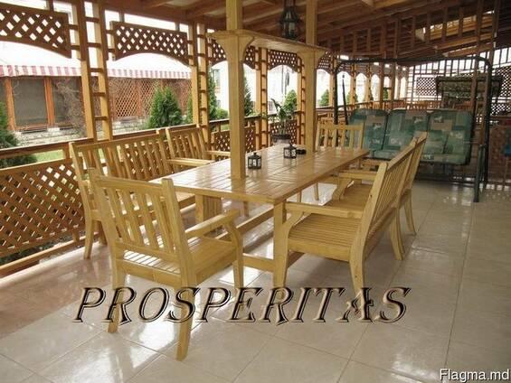 Мебель для террасы от Prosperitas ! Ассортимент беседок - бо