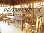 Мебель для террасы от Prosperitas ! Ассортимент беседок - бо - фото 3