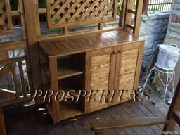 Мебель для террасы от Prosperitas ! Ассортимент беседок - бо - photo 4