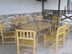 Мебель для террасы от Prosperitas ! Ассортимент беседок - бо - photo 5