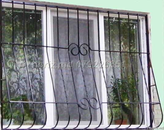 Решетки на окна. Более 300 видов. Лучшие цены в Кишиневе