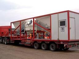 Мобильный бетонный завод Sumab К-30