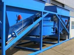 Мобильный завод ES-40 для производства Холодного асфальта