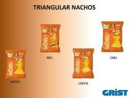 Nachos and salty snacks - photo 4