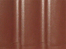 Новинка Металлочерепица Arcelor Пластизол Solano 30