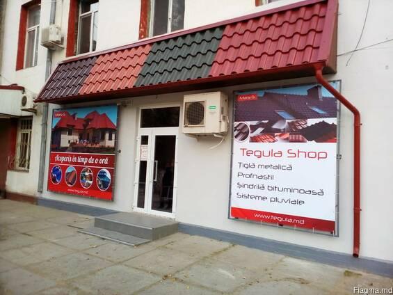 """Новый магазин """"Tegula Shop"""" - скандинавские кровли."""