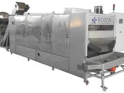 Nuts Roasting Machines