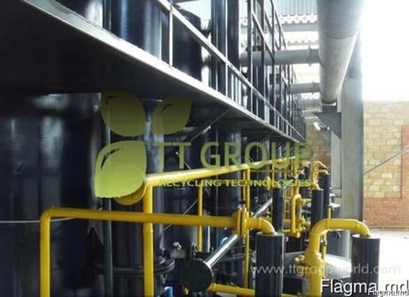 Оборудование для утилизации пластика