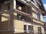 Утепление фасадов минеральной (базальтовой) ватой - фото 7