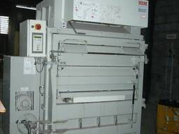 Пакетировочный гидравлический пресс HSM 500.1VL (4kW)