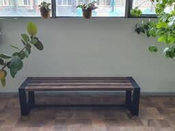 Парковая скамейка М01