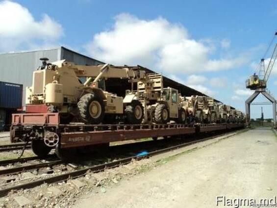 Перевозка грузов в адрес военных организаций и дипломатическ