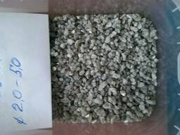 Песок кварцевый сухой фрак 0,4-0,8 мм 0,8-1,2 мм 1,2-1,6 мм - photo 1