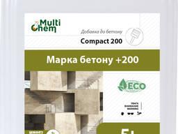 Пластификатор Compact200 для вибропрессованной плитки. 5л.