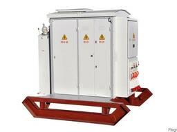 Подстанции трансформаторные комплектные тупиковые –КТПУ-1 - фото 2