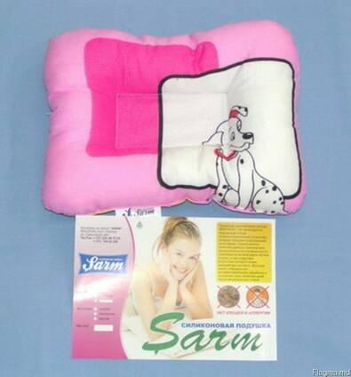 Подушка детская ортопедическая «Sonya»