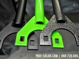 Полимерная покраска металлических изделий