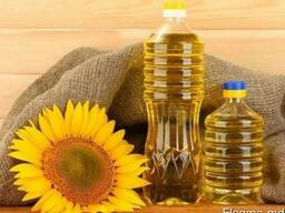Продам Масло подсолнечное нерафинированное Украина экспорт