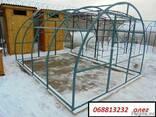 Проектирование изготовление теплицы палатки шатры навесы - фото 3