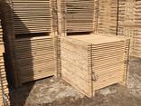 Производство пиломатериалов : паллетная , строительная доск - photo 1