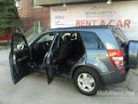 Прокат авто (автомат) 2009г. -от 35 евро! Suzuki Grand Vitara - фото 3