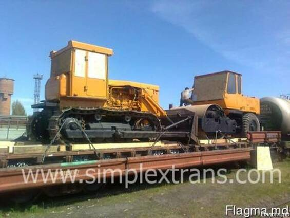 Rail transports in CIS countries, the Baltic countries and G