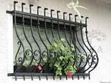 Решетки Перила Ворота. Заказать фото Кишинев цена - фото 2