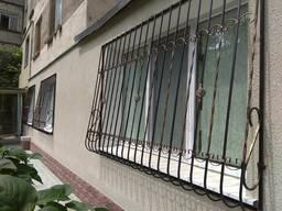Решётки на окна из металла Кишинев Молдова