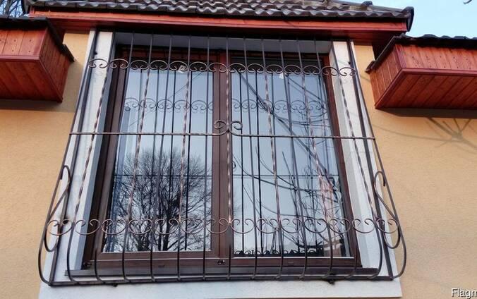 Gratii pentru geamuri . Protectie Chisinau Moldova
