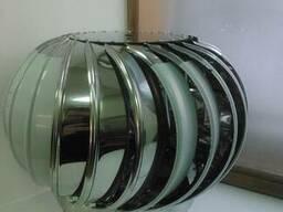 Roof turbine крышная турбина турбовент дефлектор