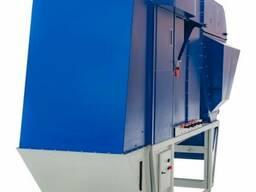 Separator cu cameră de aspirație (colector de praf) ACM 50АК