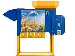 Сепаратор для очистки зерновых и бобовых культур