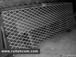 Сетка металлическая, еврозаборы от производителя - фото 4