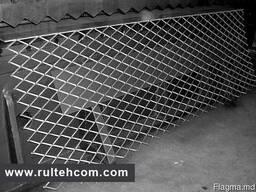 Сетка металлическая сварная, для армирования, рабица, пвс