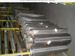 Сетка тканая н/ж AISI 304 2,5-1,0 - (100 см). Купить.