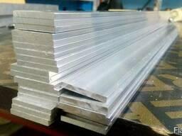Шина, полоса алюминиевая 5х40х6000 мм. Купить.