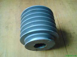 Шкив ротора кормодробилки кду-2