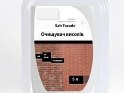 Смывка высолов Salt Facade, 5 л. для тротуарной плитки.