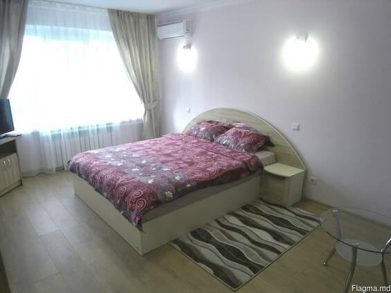 Снять 1-комнатную квартиру посуточно в Кишиневе, Траян 10