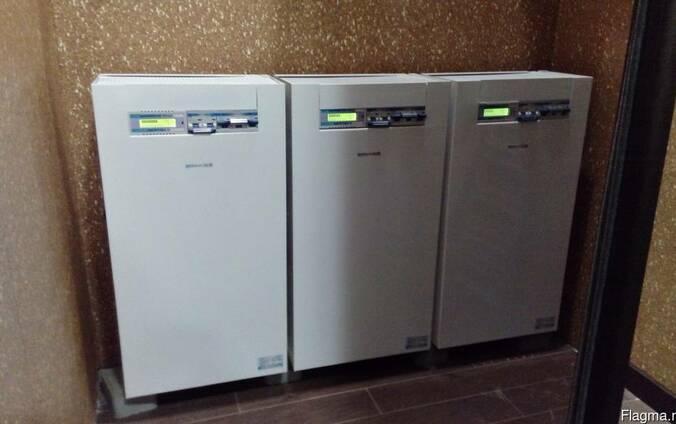 Стабилизатор напряжения 17 кВт. (Симисторный, тиристорный)