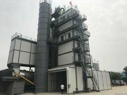 Стационарный асфальтный завод Sinosun SAP120 (120 т/ч)