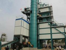 Стационарный асфальтный завод Sinosun SAP240 (240 т/ч)