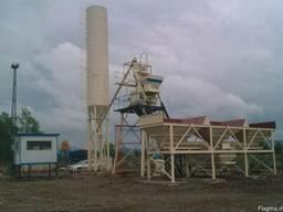 Стационарный бетонный завод«Changli» HZS 35