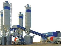 Стационарный бетонный завод Constmash S 60 (60 м3/час)